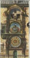 Staroměstský Orloj - Orologio Astronomico Di Praga - Astronomia