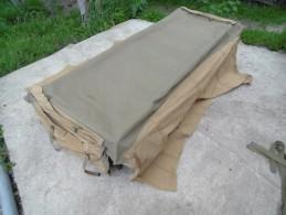 Rare Bedding Roll M 1935 Américain US Protection Rangement Pour Lit Picot Campement Ww2 - 1939-45