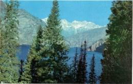 Lake Mountain - 1974 - Kyrgyzstan USSR - Unused - Kirghizistan
