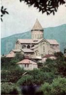 Miskheta - Svetitskhoveli Temple - The Georgian Military Road - 1968 - Georgia USSR - Unused - Géorgie
