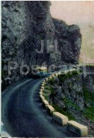 Mlety Rise - The Georgian Military Road - 1968 - Georgia USSR - Unused - Géorgie