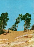 Dunes Near Pabazhi - Vidzeme Seaside Views - Latvia USSR - Unused - Lettonie