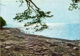 The Sea Near Skulte - Vidzeme Seaside Views - Latvia USSR - Unused - Lettonie