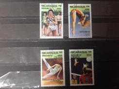 Nicaragua - Serie Olympische Spelen 1989 - Nicaragua