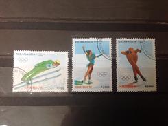 Nicaragua - Serie Olympische Spelen 1990 - Nicaragua