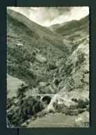 ANDORRA  -  La Massana  Used Postcard As Scans - Andorra