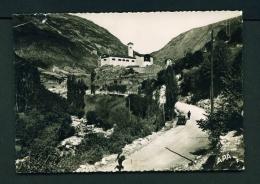 ANDORRA  -  Radio Andorra  Used Postcard As Scans - Andorra