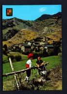 ANDORRA  -  Pal   Used Postcard As Scans - Andorra