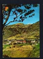 ANDORRA  -  Soldeu  Used Postcard As Scans - Andorra