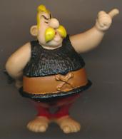 FIGURINE ASTERIX, PLASTOY (1997) : Ordralfabetix (2 Scans) - Asterix & Obelix