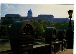 Budai Vàr, Burg Von Buda, Buda Castle, Budapest - Hungary