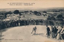 Sport Moto - Le Mont-Ventoux - Vaucluse - Courses De Motocyclettes - Tournant Difficile - Sport Moto