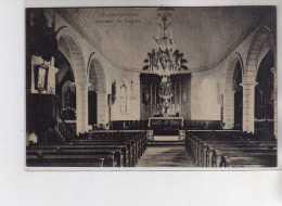 CHARBONNIERE - Intérieur De L'Eglise - Très Bon état - Autres Communes