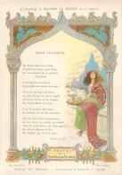 Menu édité Par La Phosphatine Falières Italie ... Marchande D'oranges à Venise - Menus