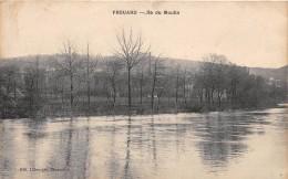 CPA 54 FROUARD ILE DU MOULIN (cliché Pas Courant - Frouard