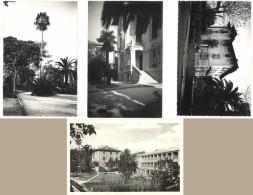 4 Cpsm Nice, Foyer Saint Dominique, Maison De Repos, Avenue Des Acacias - Non Classés