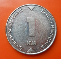 Bosnia And Herzegovina 1 Konvertible Marka 2000 - Bosnie-Herzegovine