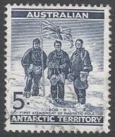 Australian Antarctic Territory. 1961 5d Used. SG 6 - Australian Antarctic Territory (AAT)