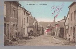 GRANDPRE . Rue Du Château . - Other Municipalities