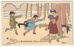 DELALAIN - L'Automne - Cache-cache - Otros Ilustradores