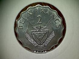 Rwanda 2 Francs 1970 - Rwanda