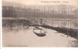Château De Sceaux (Chatenay Malabry-Antony-Hauts De Seine)-+/-1920-Bassin De L'Octogone-Barque-Edit. L.Basle, Robinson - Vanves