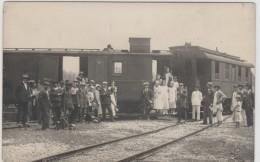 Romania - Train Crash - Trains