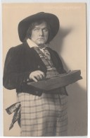 Opera Singer Waldemar Staegemann - Photo Herzfeld - Judaica - Dresden - Opéra