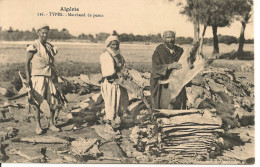 TYPES - Marchand De Peaux - Algeria