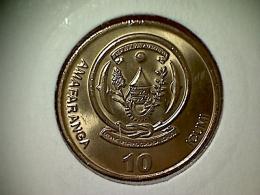 Rwanda 10 Amafaranga 2003 - Rwanda