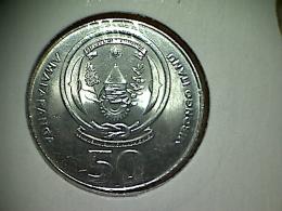 Rwanda 50 Amafaranga 2003 - Rwanda