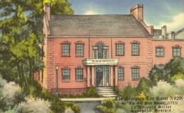 USA - The Georgian Tea Room - The Old Pink House - Savannah - Illustrateur 1929 - Savannah