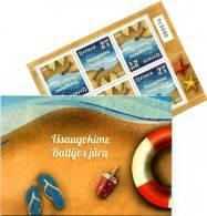 Lietuva Litauen 2014 MNH ** Mi. Nr. 1161 Bookl Save The Baltic Sea - Lithuania