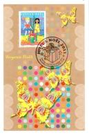 Carte PJ Joyeux Noel 2011 Noumea 03/11/2011 - Cartes-maximum