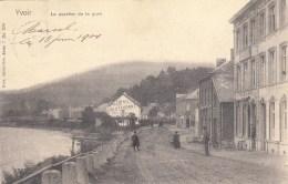 Yvoir - Le Quartier De La Gare -  Nels Série 7 - N° 204 - 1904 - Yvoir