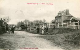 COUDRAY(EURE) ECOLE(FACTEUR) - France