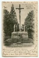 FRANCE- Carte Postale Du Calvaire D'ALENCON (61) De 1903 - Alencon