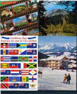 Ansichtskarten Aus Aller Welt  60 Stück - Ansichtskarten