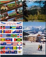 Ansichtskarten Aus Aller Welt  60 Stück - 5 - 99 Karten