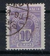 Montenegro Y/T T 21 (0) - Montenegro