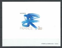 "FR Epreuves De Luxe YT 1951 "" Oeuvre D'Excoffon "" 1977 Neuf** - Luxusentwürfe"