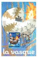 3 Cartes PJ Jeux Du Pacifique 2011 - Cartes-maximum