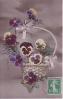 AK Stiefmütterchen - 1913 (22848) - Blumen