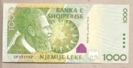 Albania - Banconota Circolata Da 1000 Leke - 2001 - Albania