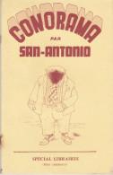 Conorama De San-Antonio - Frédéric Dard Edition Originale 1973 - Non Classificati