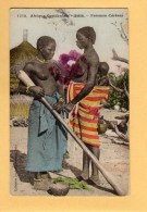 Afrique Occidentale - Sénégal - Femmes Cérères (tachée) - Sénégal