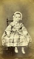 France Paris Amelie Beaufour Vierling Mode Du Second Empire Ancienne CDV Photo Mulot 1859 - Photographs