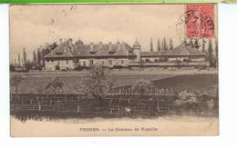 CPA-74-1909-THONON-les-BAINS-LE  CHATEAU DE RIPAILLE- - Thonon-les-Bains