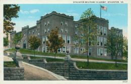 US STAUNTON / Stauton Military Academy / CARTE COULEUR - Etats-Unis