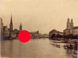 ZURICH Photographie Ancienne 1900 - Vieux Papiers